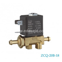 High Quality Industrial Factory for Steam Welding Machines Used Valve Europe Type AC12V 24V Tube Connector Valve export to North Korea Wholesale